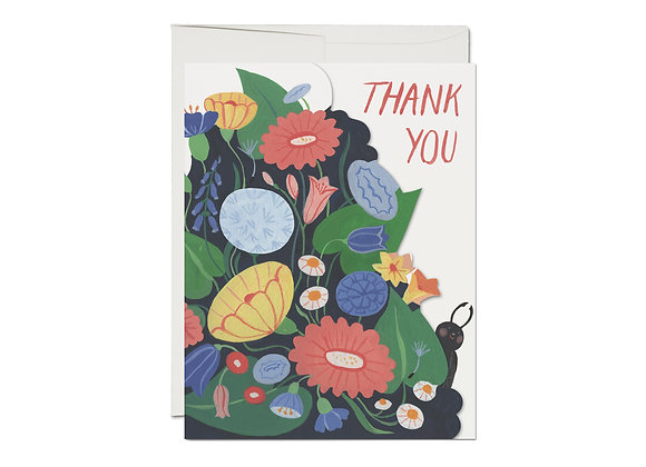Bugs Thank You Card