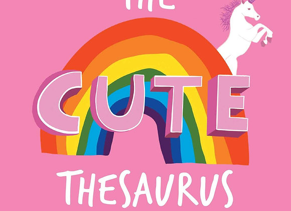 The Cute Thesaurus by Ethan Jenkins - Book