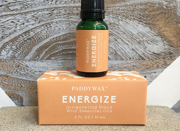 Paddywax Energize Essential Oil Blend