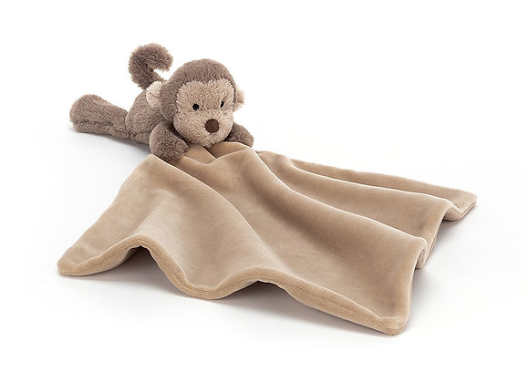 Shooshu Monkey Soother Plush