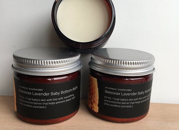 Beeswax Lavender Baby Balm