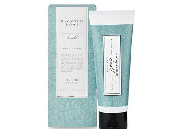 Magnolia Home Dwell Hand Cream by Joanna Gaines