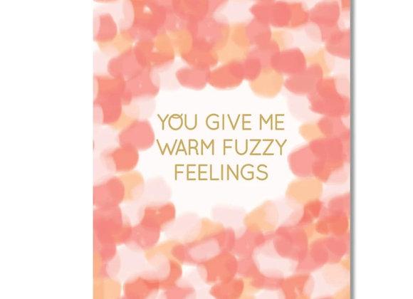 Fuzzy Feelings Card