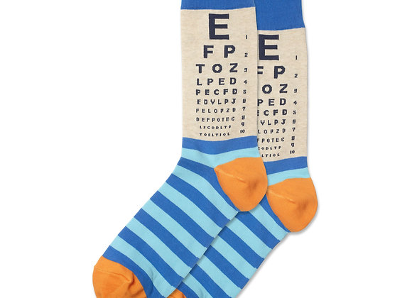 Eye chart - Socks