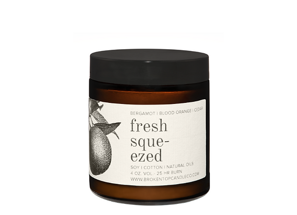 Fresh Squeezed Soy Candle