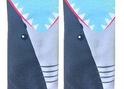 Shark Bite - Ankle Socks