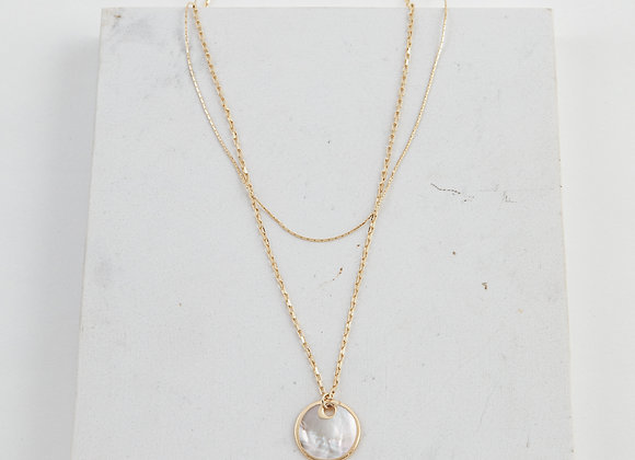 Mirage Double Necklace