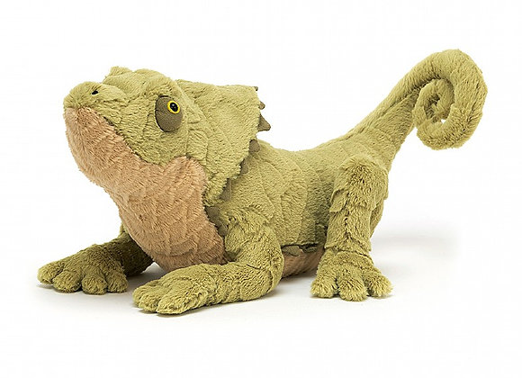 Logan Lizard PlushToy