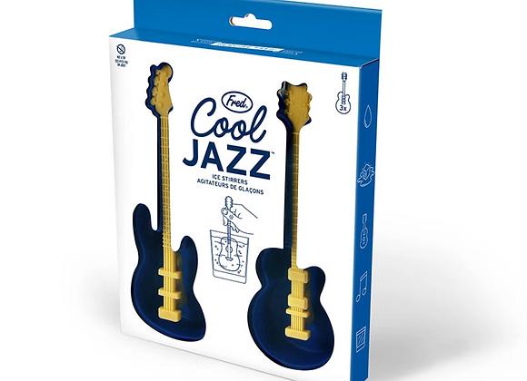 Cool Jazz Ice tray Stirrers