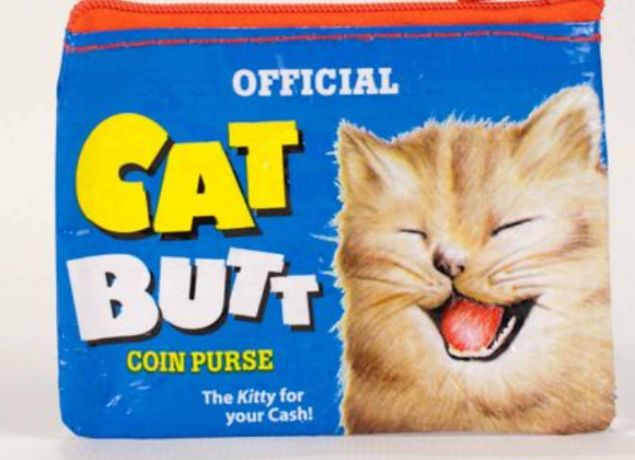 Cat Butts - Coin Purse