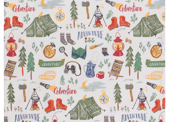 Tea Towel Set of 2 Out & About