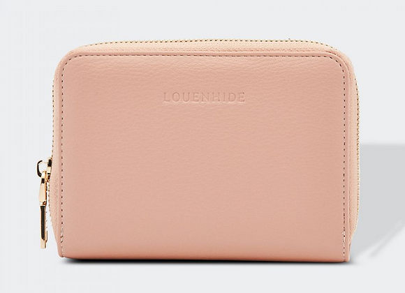 Eden Wallet - Dusty Pink