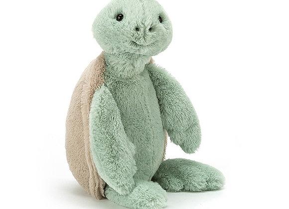 Bashful Turtle Plush Toy