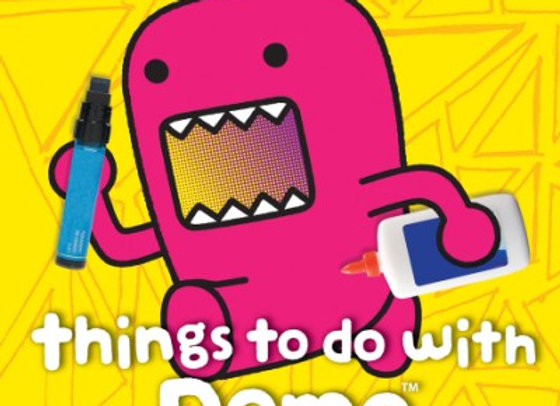 Things to do with Domo - Book