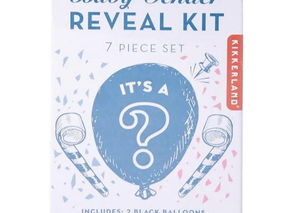 Baby Gender Reveal Kit