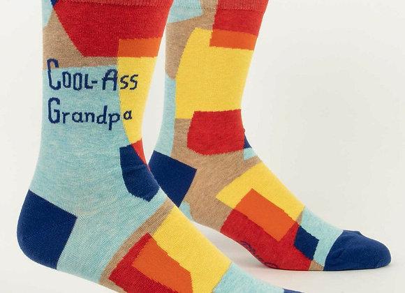 Cool-A** Grandpa Men's Socks