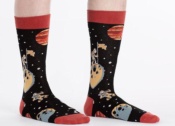 Men's Crew A Sock Odyssey Socks