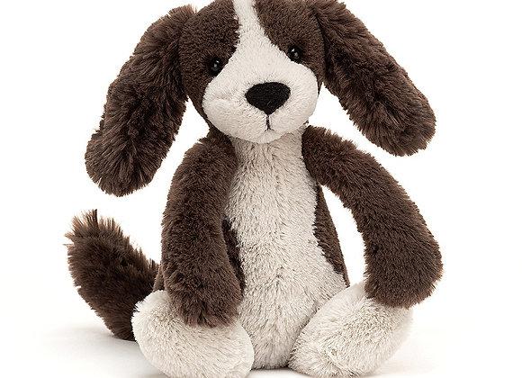 Bashful Fudge Puppy Plush Toy