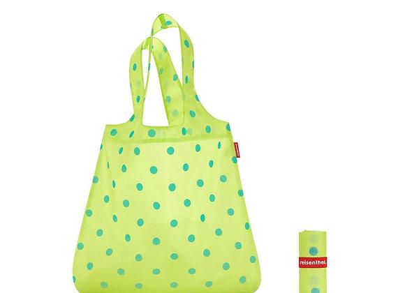 mini max shopper - lemon dots
