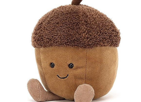 Amuseable Acorn Plush Toy