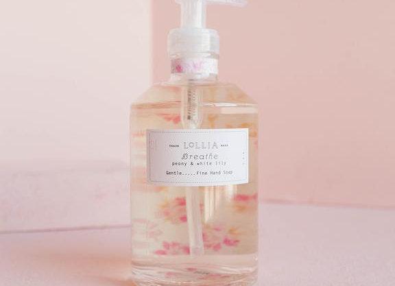 Lollia Breathe Fine Hand Soap