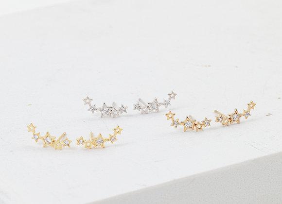 Gamma Climber Earrings