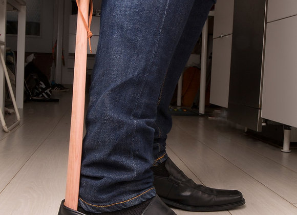 Cedar Shoe Horn