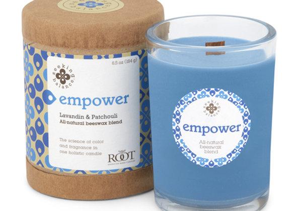 Empower: Seeking Balance Candle
