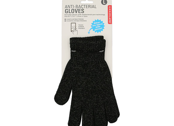 Anti-Bacterial Gloves - Small