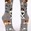 Thumbnail: People I Love:  Cats Crew Socks