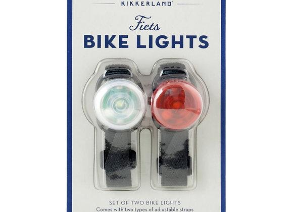 Fiets Bike Lights Set of 2
