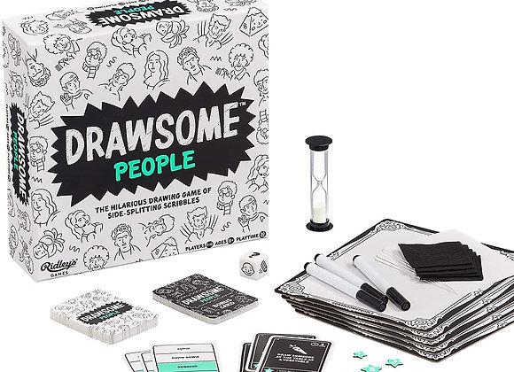 Drawsome People - Game