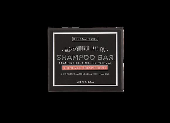 Honeyed Grapefruit Shampoo Bar 3.5 oz1
