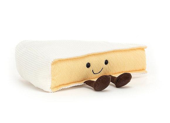 Amuseable Brie Plush Toy