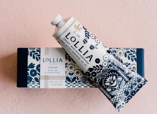 Lollia Dream Shea Butter Hand Cream