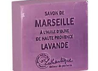 Les Savons de Marseille 100g Lavender