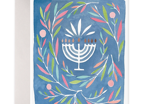 E.Frances Peaceful Menorah