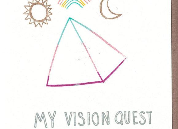 Vision Quest Card