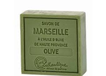 Les Savons de Marseille 100g Olive