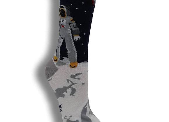 Women's Crew One Giant Leap Socks