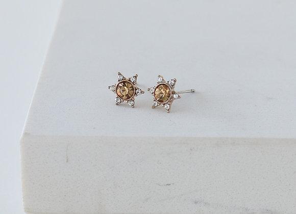 Starlit Stud Earrings