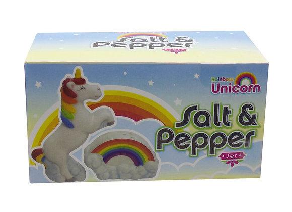 Unicorn Salt & Pepper Shaker