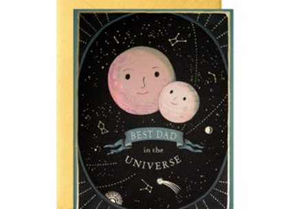 Father's Day Universe Card