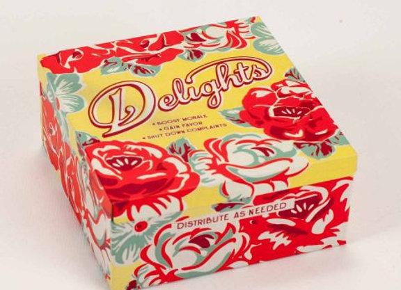 Delights Petite Cigar Box