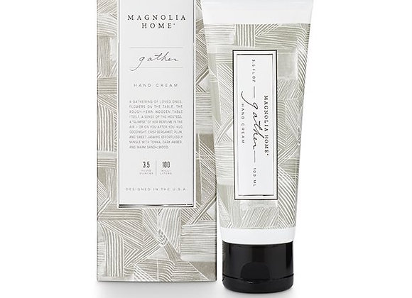 Magnolia Home Gather Hand Cream by Joanna Gaines