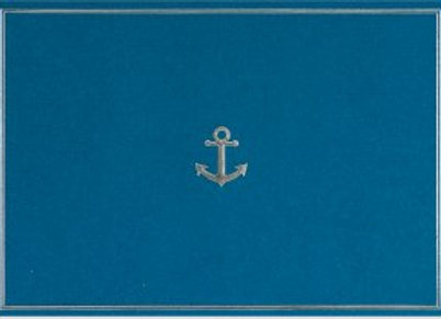 Anchor Blank Boxed Notecards