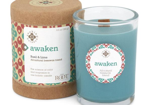 Awaken: Seeking Balance Candle