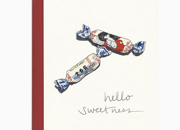Hello Sweetness Card