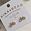 Thumbnail: Fixie Stainless Steel Bicycle Stud Gold