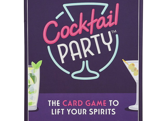 Cocktail Party Card Game